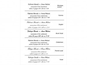 Fontovi i izbor tekstova za pozivnice 9