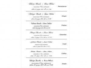 Fontovi i izbor tekstova za pozivnice 12