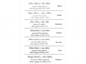 Fontovi i izbor tekstova za pozivnice 13