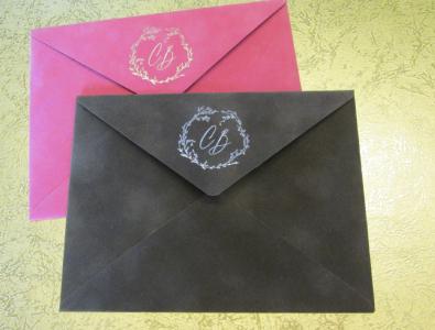 Raznobojne koverte